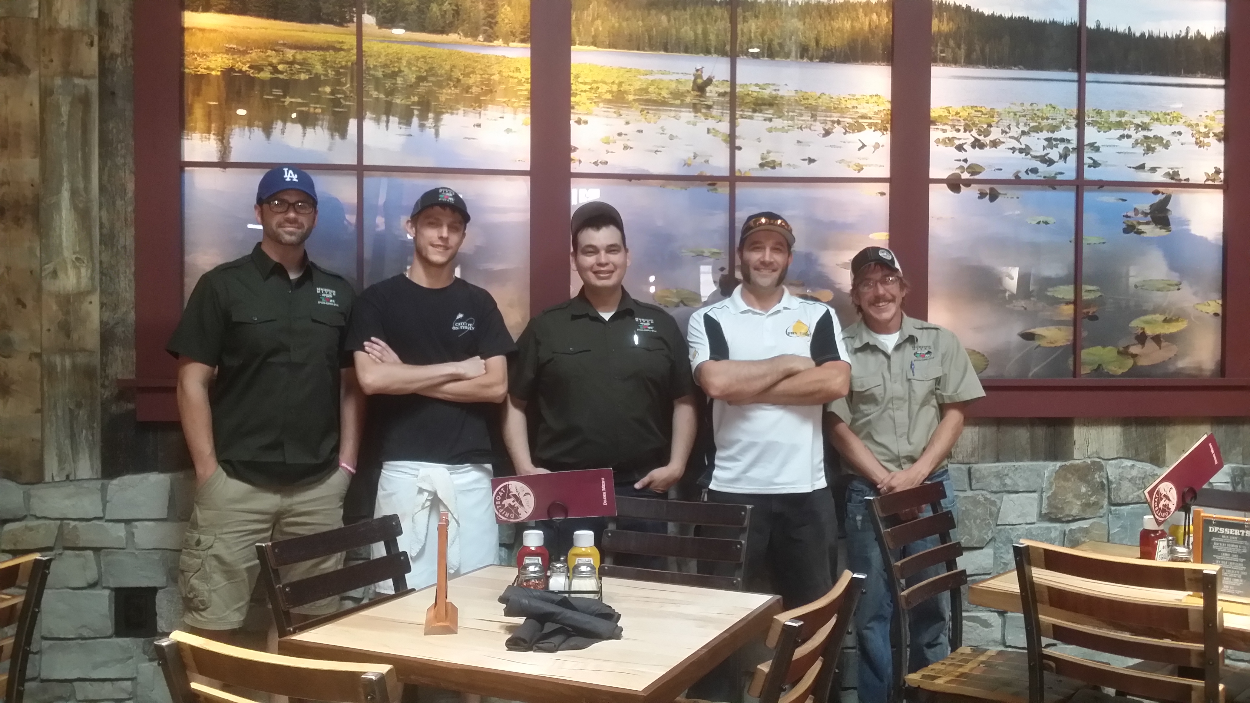 Fry Right and Mackenzie River Management